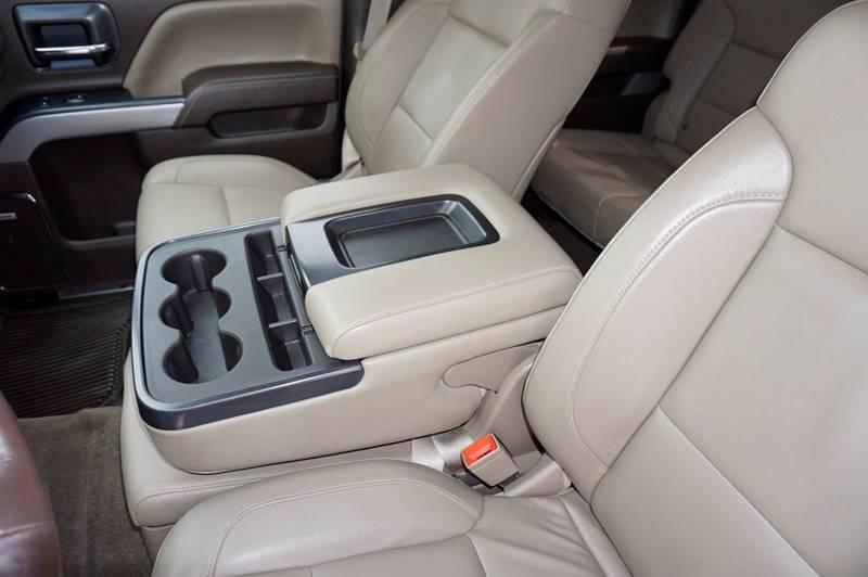 2015 Chevrolet Silverado 2500HD 4x4 LTZ 4dr Crew Cab LB - Houston TX