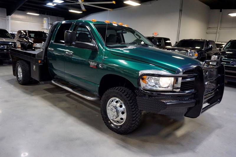 2010 Dodge Ram Chassis 3500 4x4 SLT 4dr Quad Cab 163.5 in. WB DRW Chassis - Houston TX