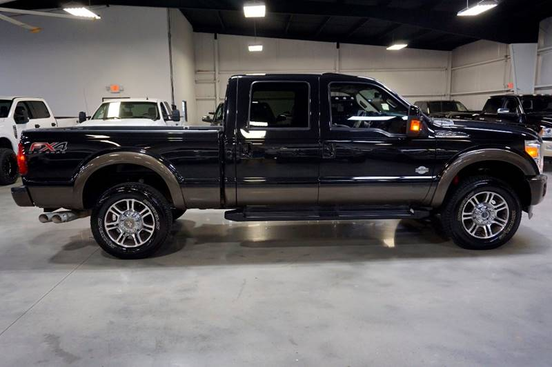 2015 Ford F-250 Super Duty 4x4 King Ranch 4dr Crew Cab 6.8 ft. SB Pickup - Houston TX