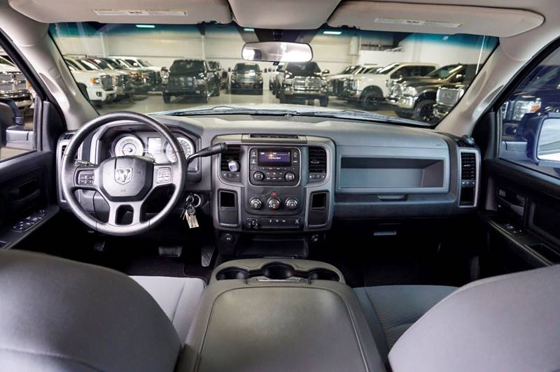 2013 RAM Ram Pickup 2500 4x4 Tradesman 4dr Crew Cab 8 ft. LB Pickup - Houston TX