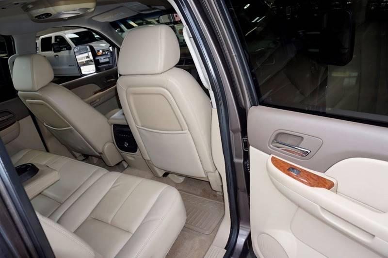 2007 GMC Sierra 2500HD SLT 4dr Crew Cab 4WD SB - Houston TX