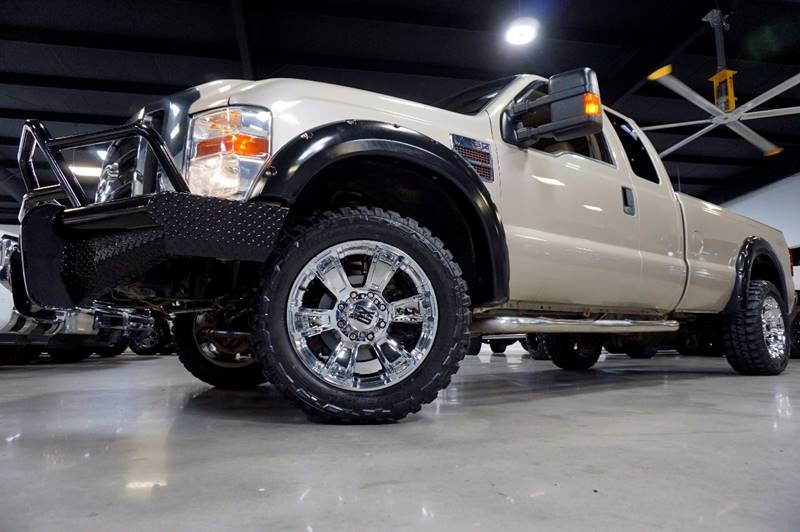 2010 Ford F-250 Super Duty 4x4 XLT 4dr SuperCab 8 ft. LB Pickup - Houston TX