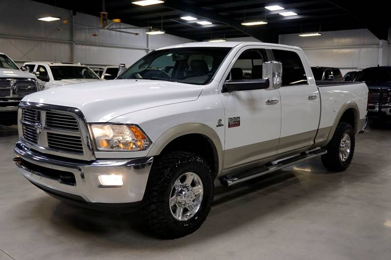 2010 Dodge Ram Pickup 2500 4x4 Laramie 4dr Crew Cab 6.3 ft. SB Pickup - Houston TX