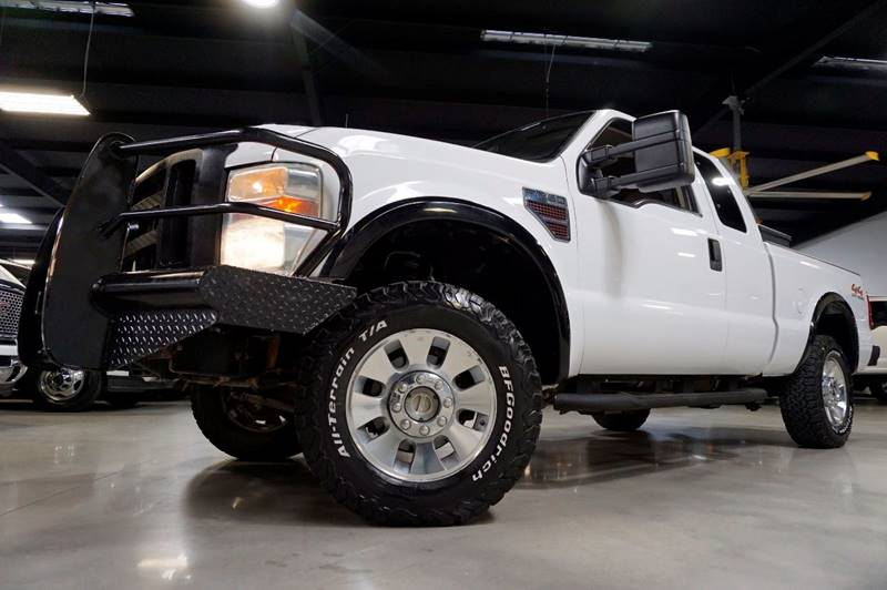 2008 Ford F-250 Super Duty XL 4dr SuperCab 4WD SB - Houston TX