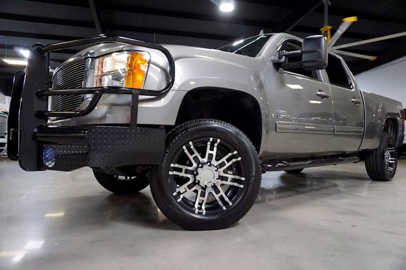 2007 GMC Sierra 2500HD SLT 4dr Crew Cab 4WD SB - Houston TX