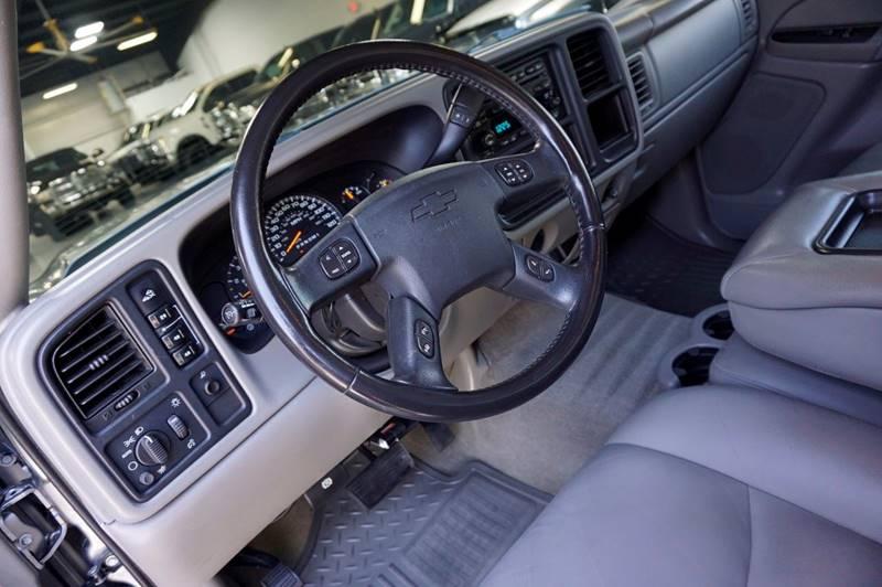 2007 Chevrolet Silverado 2500HD Classic LT2 4dr Crew Cab 4WD SB - Houston TX