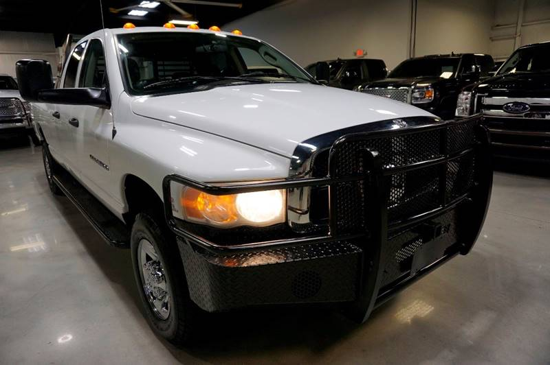 2005 Dodge Ram Pickup 3500 4dr Quad Cab SLT 4WD LB - Houston TX
