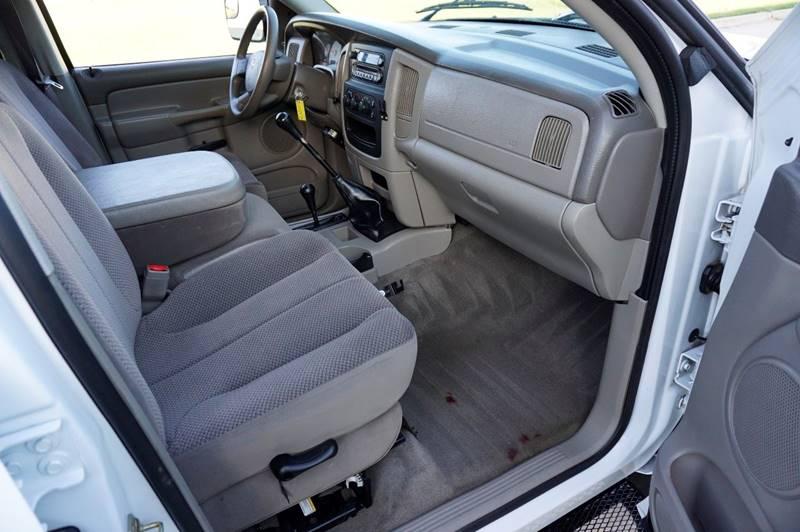 2005 Dodge Ram Pickup 3500 4dr Quad Cab SLT 4WD LB - Houston TX