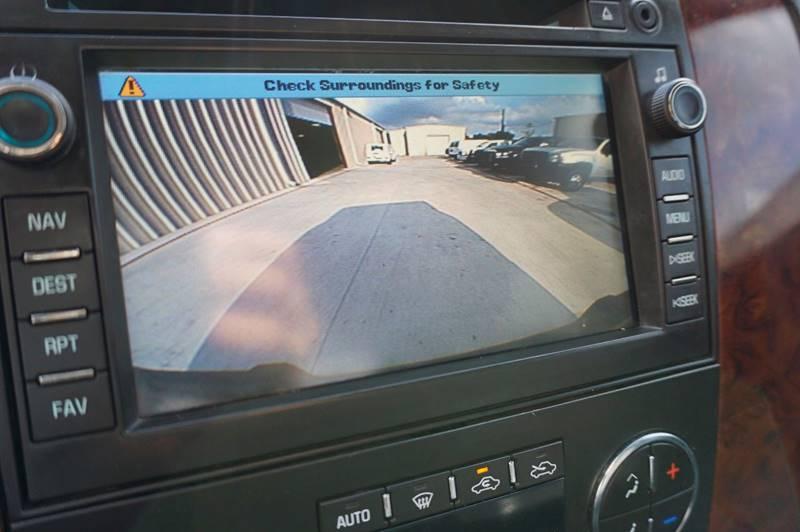2011 Chevrolet Silverado 3500HD 4x4 LTZ 4dr Crew Cab LB DRW - Houston TX