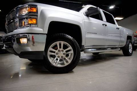2014 Chevrolet Silverado 1500 for sale at Diesel Of Houston in Houston TX