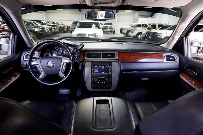 2009 GMC Sierra 2500HD 4x4 SLT 4dr Crew Cab SB - Houston TX