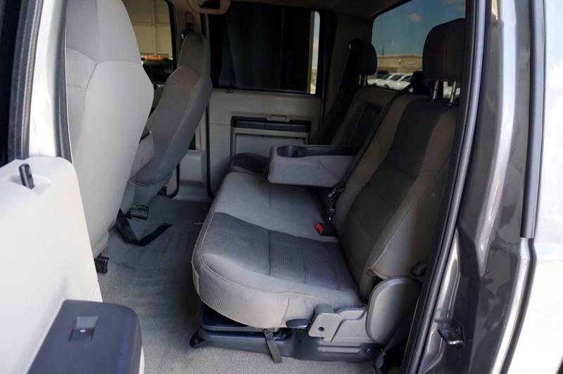 2010 Ford F-250 Super Duty 4x4 XLT 4dr Crew Cab 6.8 ft. SB Pickup - Houston TX