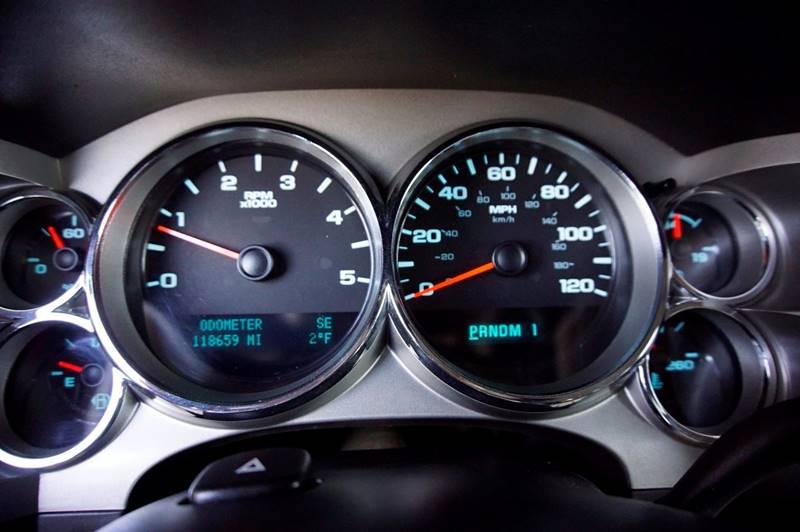 2011 Chevrolet Silverado 2500HD 4x4 LT 4dr Crew Cab SB - Houston TX