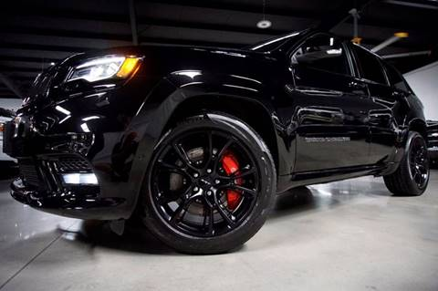 2017 Jeep Grand Cherokee for sale at Diesel Of Houston in Houston TX