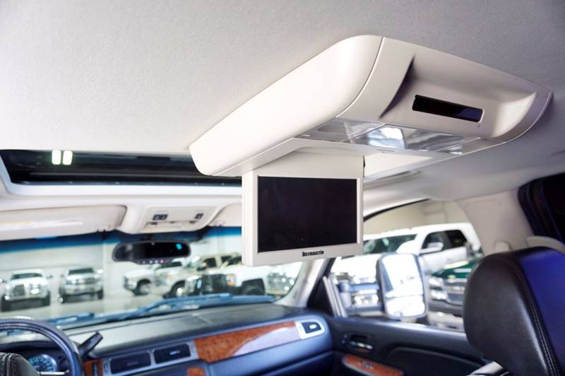2007 Chevrolet Silverado 2500HD LTZ 4dr Crew Cab 4WD SB - Houston TX