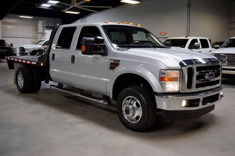 2008 Ford F-350 Super Duty Lariat 4dr Crew Cab 4WD LB DRW - Houston TX