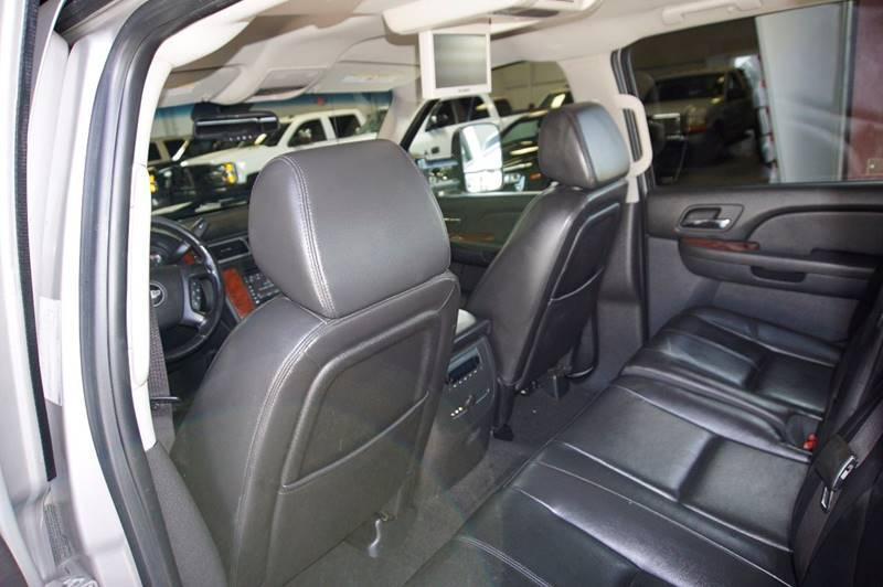 2009 Chevrolet Silverado 3500HD 4x4 LTZ 4dr Crew Cab LB DRW - Houston TX