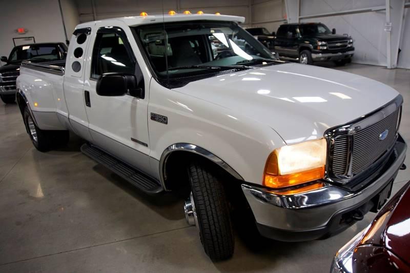 2000 Ford F-350 Super Duty XLT 4dr Extended Cab LB - Houston TX