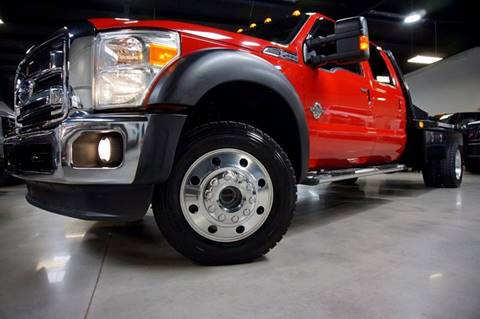 2011 Ford F-550 for sale at Diesel Of Houston in Houston TX
