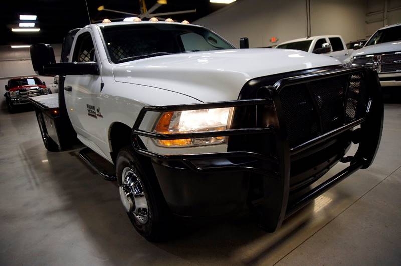 2014 RAM Ram Chassis 3500 4x2 Tradesman 2dr Regular Cab 167.5 in. WB Chassis - Houston TX