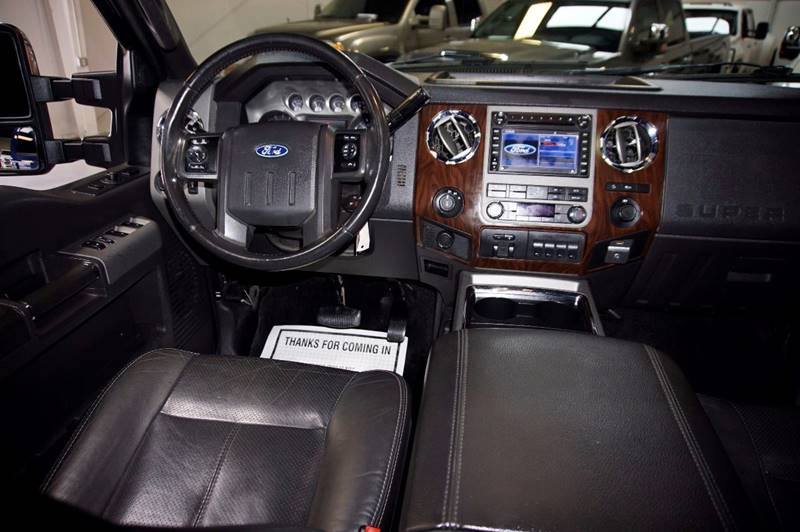 2011 Ford F-250 Super Duty 4x4 Lariat 4dr Crew Cab 6.8 ft. SB Pickup - Houston TX