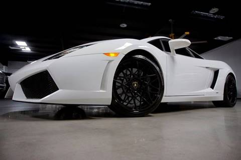 2009 Lamborghini Gallardo for sale at Diesel Of Houston in Houston TX