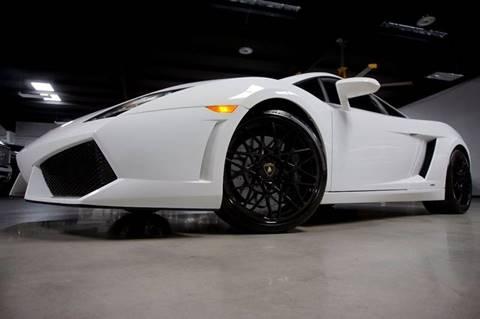 2009 Lamborghini Gallardo for sale in Houston, TX