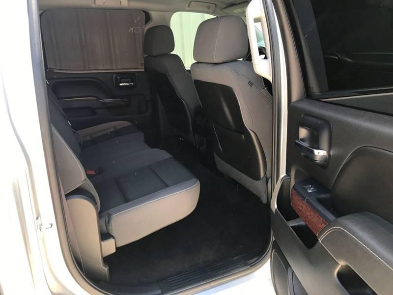 2015 GMC Sierra 2500HD 4x4 SLE 4dr Crew Cab SB - Houston TX