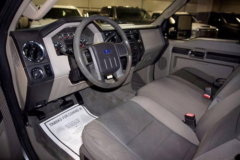 2010 Ford F-350 Super Duty 4x4 XLT 4dr Crew Cab 8 ft. LB SRW Pickup - Houston TX