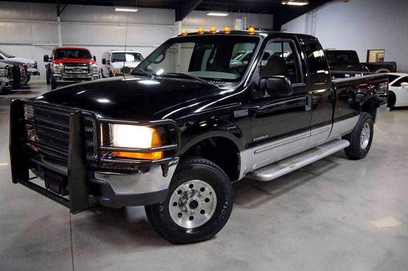 1999 Ford F-250 Super Duty 4dr XLT 4WD Extended Cab LB - Houston TX