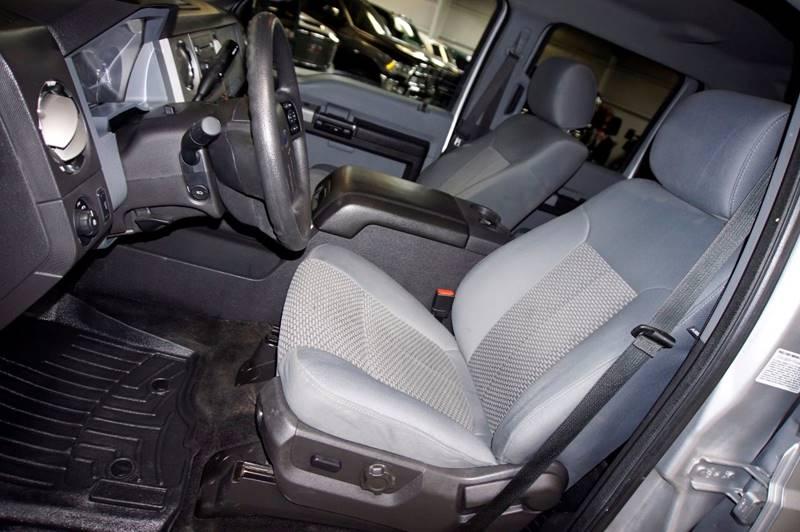 2015 Ford F-350 Super Duty 4x4 XLT 4dr Crew Cab 8 ft. LB SRW Pickup - Houston TX