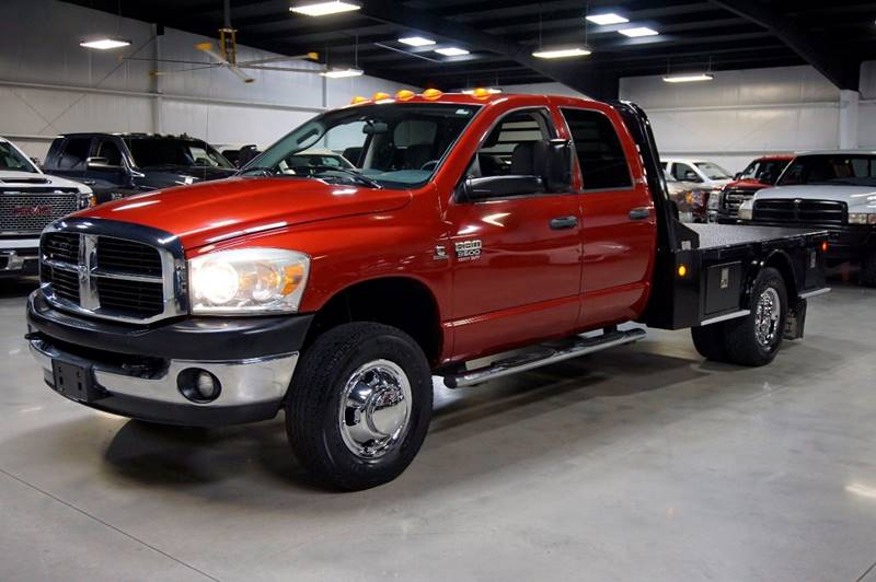 2010 Dodge Ram Chassis 3500 4x2 SLT 4dr Quad Cab 163.5 in. WB DRW Chassis - Houston TX