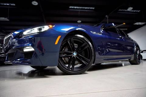2014 BMW 6 Series for sale at Diesel Of Houston in Houston TX