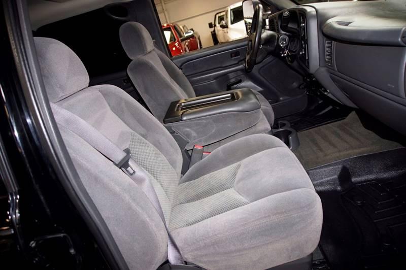 2006 Chevrolet Silverado 2500HD LT1 4dr Crew Cab 4WD SB - Houston TX