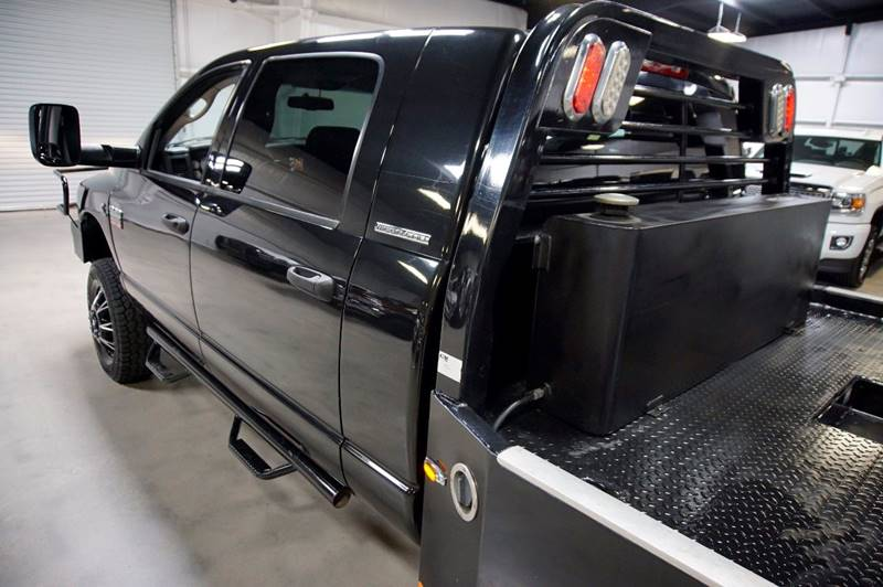 2007 Dodge Ram Pickup 3500 SLT 4dr Mega Cab 4x4 SB - Houston TX