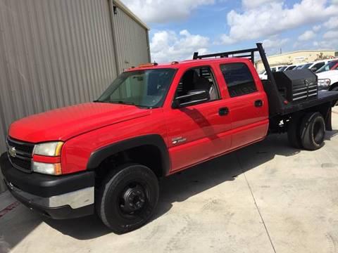 2006 Chevrolet Silverado 3500 Classic for sale at Diesel Of Houston in Houston TX