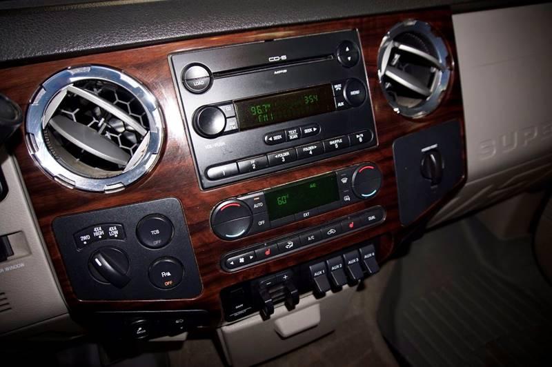 2008 Ford F-450 Super Duty Lariat 4X4 - Houston TX
