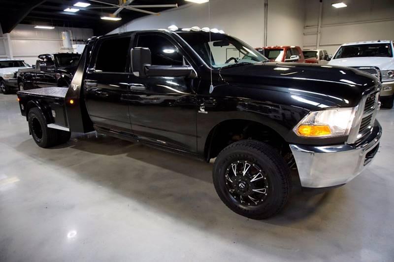 2010 Dodge Ram Pickup 3500 4x4 SLT 4dr Crew Cab 8 ft. LB Pickup - Houston TX