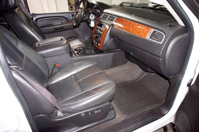 2008 Chevrolet Silverado 3500HD 4WD LTZ 4dr Crew Cab LB DRW - Houston TX
