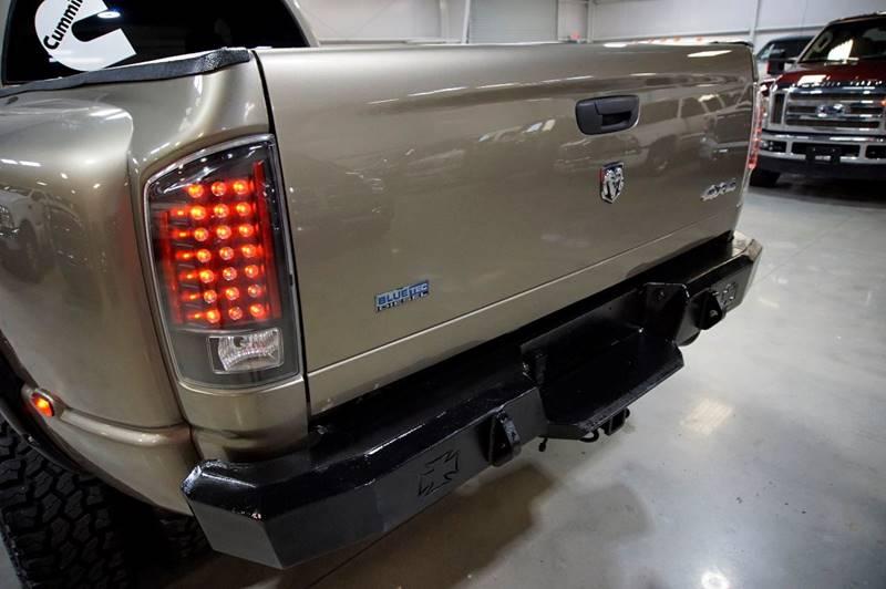 2008 Dodge Ram Pickup 3500 SLT 4dr Quad Cab 4WD LB - Houston TX