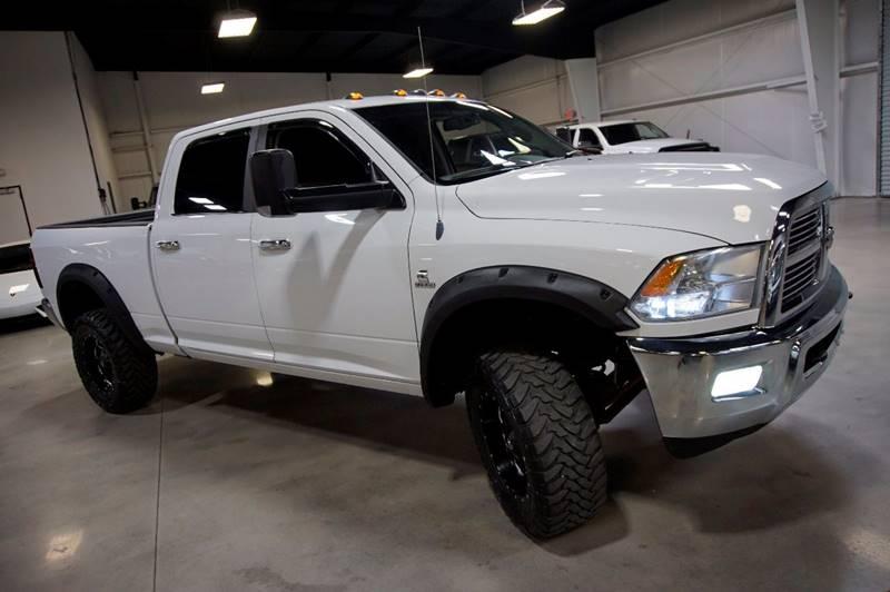 2011 RAM Ram Pickup 2500 4x4 Big Horn 4dr Crew Cab 6.3 ft. SB Pickup - Houston TX