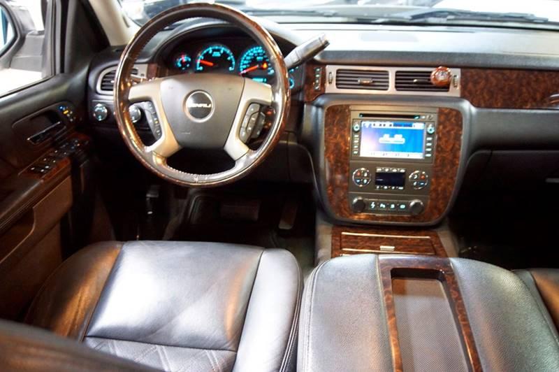 2011 GMC Sierra 2500HD 4x4 Denali 4dr Crew Cab SB - Houston TX
