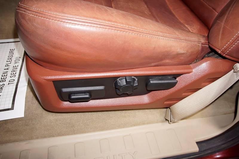 2010 Ford F-250 Super Duty 4x4 King Ranch 4dr Crew Cab 6.8 ft. SB Pickup - Houston TX