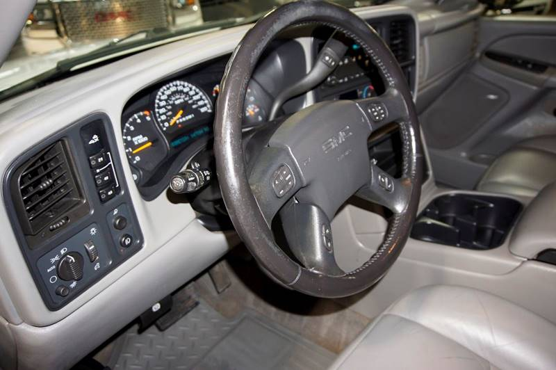 2006 GMC Sierra 2500HD SLT 4dr Crew Cab 4WD SB - Houston TX