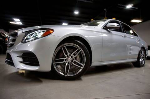 2017 Mercedes-Benz E-Class for sale at Diesel Of Houston in Houston TX