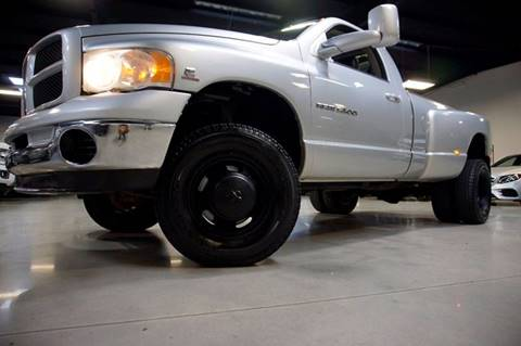 2005 Dodge Ram Pickup 3500 for sale at Diesel Of Houston in Houston TX