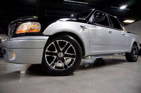 2003 Ford F-150 for sale at Diesel Of Houston in Houston TX