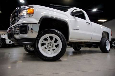2015 GMC Sierra 1500 for sale at Diesel Of Houston in Houston TX
