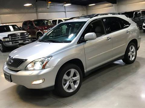 2008 Lexus RX 350 for sale at Diesel Of Houston in Houston TX