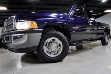 1998 Dodge Ram Pickup 2500 for sale at Diesel Of Houston in Houston TX